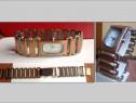 Ceas de dama Bijoux TERNER, quartz, functional, vechi