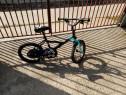 Bicicleta copil btwin pirate 16