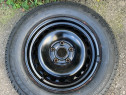 """Roata completa 5x112 15"""" VW Audi Skoda Seat"""