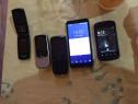 Telefoane și încărcătoare diferite