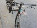 Bicicleta CUBE greutate 8kg