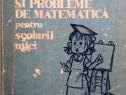 Exercitii si probleme de matematica pentru scolarii mici