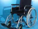Scaun cu rotile carucior invalizi Invacare / sezut 43 cm