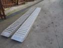 Rampe de incarcare - rampe de aluminiu