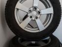 Set 4 anvelope iarnă SUV/4X4, Bridgestone Blizzak 225/55/R17