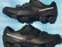 Pantofi mtb rockrider 9/10 masura 45 lungime talpic 297mm