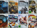 Wii: Marvel, Thor, Wolverine, Star Wars, Naruto, Dragon Ball