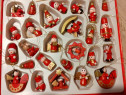 Ornamente din lemn pentru bradul de Craciun