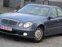 Mercedes E220 Elegance - an 2003 luna 8, 2.2 Cdi (Diesel)