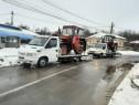 Tractari auto rosiori de vede Transport utilaje grele