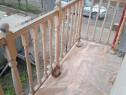 Balcon lemn de fag