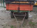 Remorca tractor