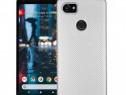 Husa Telefon Silicon Google Pixel 2XL Silver PRODUS NOU