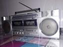 Stereo Radio Double Cassette Recorder Sharp GF-500H Japan