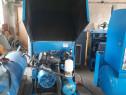 Compresor pe surub 15kw- doua compresoare Boge pe stoc