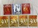 Lot de 7 reviste 300 capital+100 capital