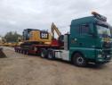 Cap tractor + trailer 3 + 5 axe