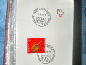 B960-I-Filatelie Timbre Album Elvetia Obliteratiuni speciale