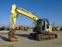 Excavator pe senile de cauciuc Hitachi ZX135 US-3