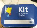 Kit instalare ClickNet Romtelecom / modem Huawei SmartAX MT8