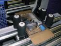 Masina de ambalat Boehl cu tavita pentru produse