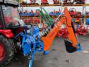 Brat excavator tractor Breckner Germany nou