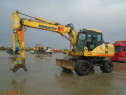 Excavator pe pneuri Komatsu PW160 ES-7K