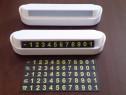 Suport număr telefon auto