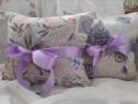 Set perne decorative cu lavandă
