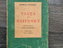 Carte veche ramola nijinsky viata lui nijinsky
