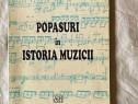 Popasuri in istoria muzicii de george pascu melania botocan