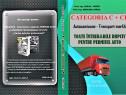CATEGORIA C + CE – toate întrebările pentru permisul auto