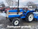 Tractoras tractor japonez Mitsubishi mte 1800