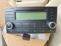 Radio CD Player origunal Volkswagen Touareg, VW Crafter, etc