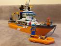 Lego 7739, Vapor Paza de Coasta si Turn