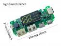 Circuit pentru baterie externa Quick-Charge 3.0