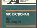 Mic dictionar de biologie-Teofil Craciun