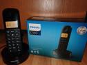 Telefon fix wireless DECT Philips D1301B