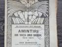 Carte veche i georgescu amintiri din viata unui dascal