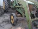 Tractor john deere 410 cu incaractor frontal