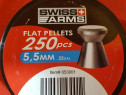 750 Alice pelete capse calibrul 5.5 mm swiss arms cap plat
