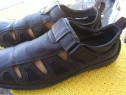 Sandale,piele, Wojas, mar 42 (27 cm)