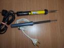 Letcon electric cu pompa cositor/ fludor + Letcon vechi
