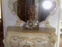 Comoda +oglinda vintage antic,baroc venetian,ludovic/BAIE