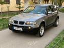 BMW X3 Fab 2007 distribuție in fata impecabil km realii
