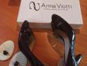 Pantofi dama din piele Noi Anna Viotty Italian