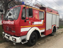 Mașina de Pompieri Mercedes Benz 1222AF
