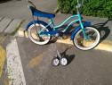 Bicicleta copii fetița și băiat