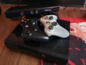 Xbox 360 cu Kinect si 18 jocuri.
