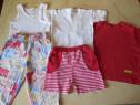 Lot hainute de vara pentru fetite de 2 ani